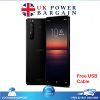 Sony Xperia 5 II XQ-AS52 Dual SIM  5G 8GB RAM 128GB Unlocked Smartphone  - Black