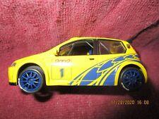 FIAT ABARTH PUNTO SUPER 1600 - 1/43 - 2002 ABARTH PUNTO RALLY -NO BOX - METRO AI