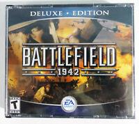 Battlefield 1942 Deluxe Edition PC 3CDROM No Manual EA Games W/CDKeys 2002