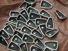 mg midget door handle bezel escutcheon pick side good shape austin healey sprite