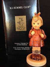 """GOEBEL M.I. HUMMEL """"WHAT'S THAT"""" #1039 Hum 488 Club EDITION w/ Box 1997/98"""