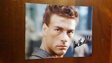 Jean-Claude Van Damme-signed photo-33