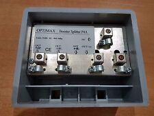 Optimax Booster Splitter P4A Antenna - Gain 10dB 40 / 860Mhz