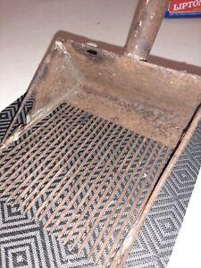 Vintage Steel Blueberry Rake