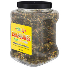 Pound of Chapulines | Edible Insects | Sal y Limon