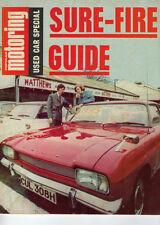 April Cars, 1970s Magazines