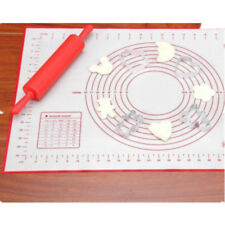 Fiberglass Silicone Dough Rolling Baking Mat Pastry Clay Pad Sheet Liner