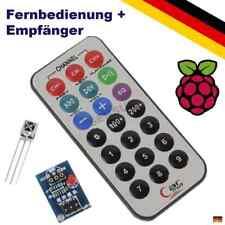 IR Fernbedienung Sender Funk Modul Infrarot XBMC Kodi Arduino Raspberry Pi