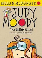 Judy Moody: The Doctor Is In! by Megan McDonald, Good Used Book (Paperback) Fast