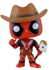 Cowboy Deadpool Marvel SDCC 2016 Exclusive Pop! Vinyl Figure #117