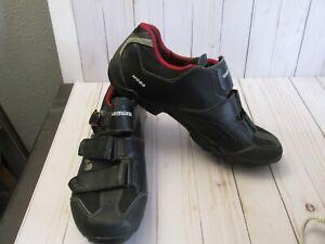 A3 Shimano SH-MO88L Mountain Bike Shoes - Size 47/11.8/29.8- Black