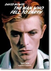 David Bowie: The Man Who Fell to Earth [New Book] Hardcover