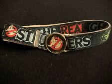 Ghostbusters 1980s Vintage Child-size Belt Lee Nyc