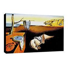Quadro intelaiato pronto da appendere Dali 01 35x50 cm.  su tela Canvas