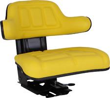 Seat Ty24763 Fits John Deere 2555 2640 2750 2755 2840 2855n 2940 2950 2955 3030