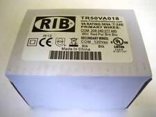 NEW RIB Functional Devices Transformer TR50VA018 T-249 NIB