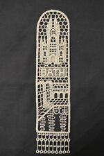 Lace Bookmark - Christian - Bath Abbey