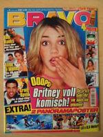 BRAVO 4 17.1. 2001 (1) Britney Spears Craig David Limp Bizkit Backstreet Boys