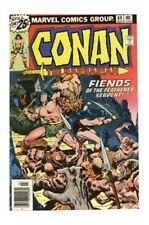 Conan the Barbarian #64 (Jul 1976, Marvel)  VF-