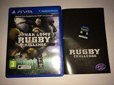 jeu ps vita jonah lomu rugby challenge (pal fr)