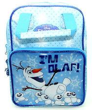 Disney Frozen Olaf Children's Small Back Pack / Ruck Sack / School Bag 28x20x9cm
