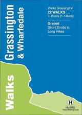 Walks Grassington and Wharfedale Hallewell Pocket Walking Guides