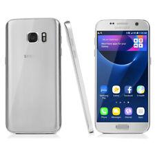 Samsung Galaxy S7 - 32GB - Silver (Ohne Simlock) Smartphone 12MPX TOP ZUSTAND DE