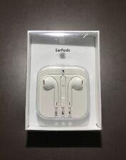 100% Genuine Apple IPhone 5, 6, 6s Original Earphones Headphones Original + Mic