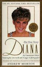 Diana : Her True Story in Her Own Words Hardcover Andrew Morton