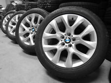 original BMW X5 E70 Alu 19 Zoll Styling 334 Winterräder GOODYEAR 7,5mm 6788007
