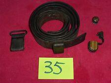 SWISS SCHMIDT RUBIN K31 K11 SLING KIT & MUZZLE CAP **1935**