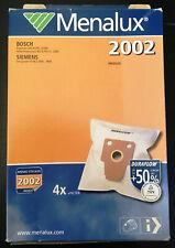 20  Staubsaugerbeutel geeignet für Menalux 2002