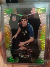 CHRISTIAN PULISIC 2016-17 Panini Select Multi-Color Prizm RC Rookie Refractor
