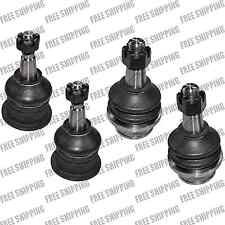 2WD Chevy Suburban 1500 Upper & Lower Ball Joints K6540 K6541, Oe Brand