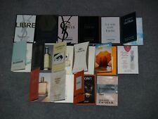 16 Parfum Proben Yves Saint Laurent Lancome Boss