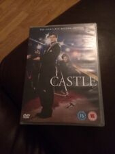 DVD Castle - Series 2 - Complete (DVD, 2012) Nathan Fillion In Vgc