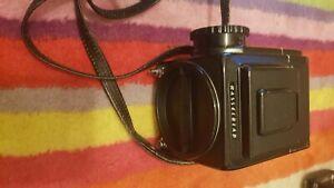 Hasselblad 500C/M 120mm Medium Format Film Camera. Body only
