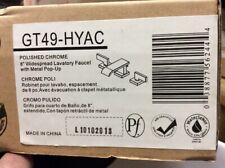 Pfister Widespread Lavatory Faucet Chrome Lever Handles Z