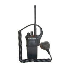 Motorola Xpr 7350 Uhf 4 Watt Radio Model Aah56Rdc9Ka1An w/ Pmmn4025A Microphone