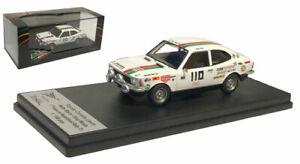 Trofeu RRUS06 Toyota Corolla Levin TE 27 Press On Regardless 1973 - 1/43 Scale