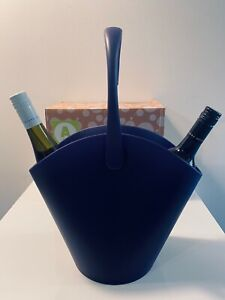 ALESSI Wine Cooler Chiringuito Blue  - Brand New in Box