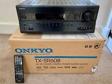 ONKYO TX-SR608 AV Receiver