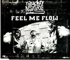 NAUGHTY BY NATURE  Feel me flow    4 TRACK CD