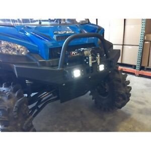 Polaris Ranger Full Size 570/900/1000 Front Bumper W/ LEDS
