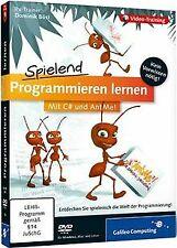 Spielend programmieren lernen (PC+MAC+Linux) ... | Software | Zustand akzeptabel