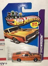 Hot Wheels HW Showroom '69 Mercury Cyclone Orange