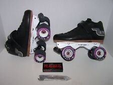 New Sure-Grip S-75 Avenger 45Da Custom Leather Roller Skates Mens Size 7