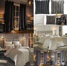 Chenille Eyelet Top Modern Curtains & Pelmets