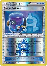 Aqua Diffuser Uncommon Reverse Holo Pokemon Card Team Aqua vs Magma 23/34