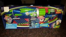 New in Box ORIGINAL Toy Story Buzz Shooter Playset RARE FIND
